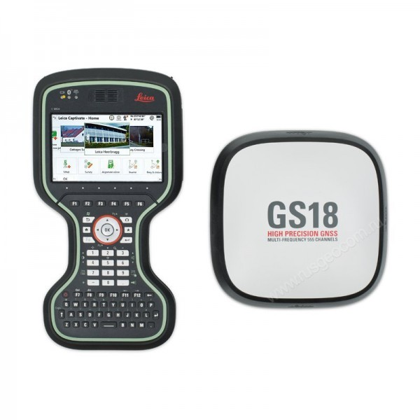GNSS приёмник LEICA GS18T LTE&UHF (unlimited)