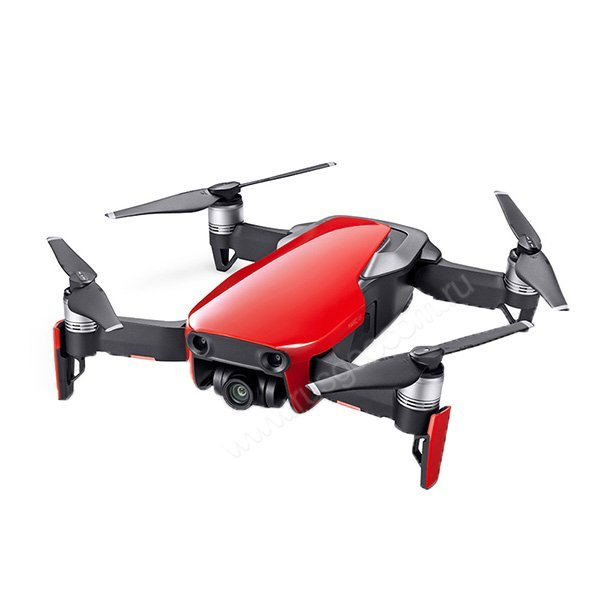 Квадрокоптер DJI Mavic Air (Flame Red, красный)