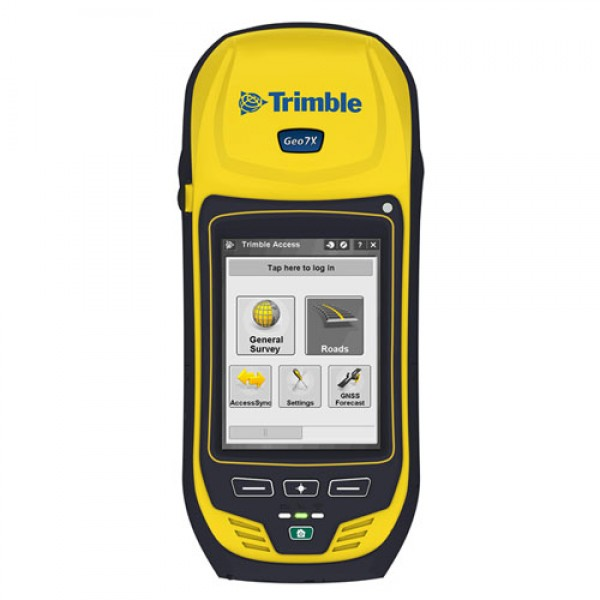 Trimble Geo 7X and Rangefinder Module